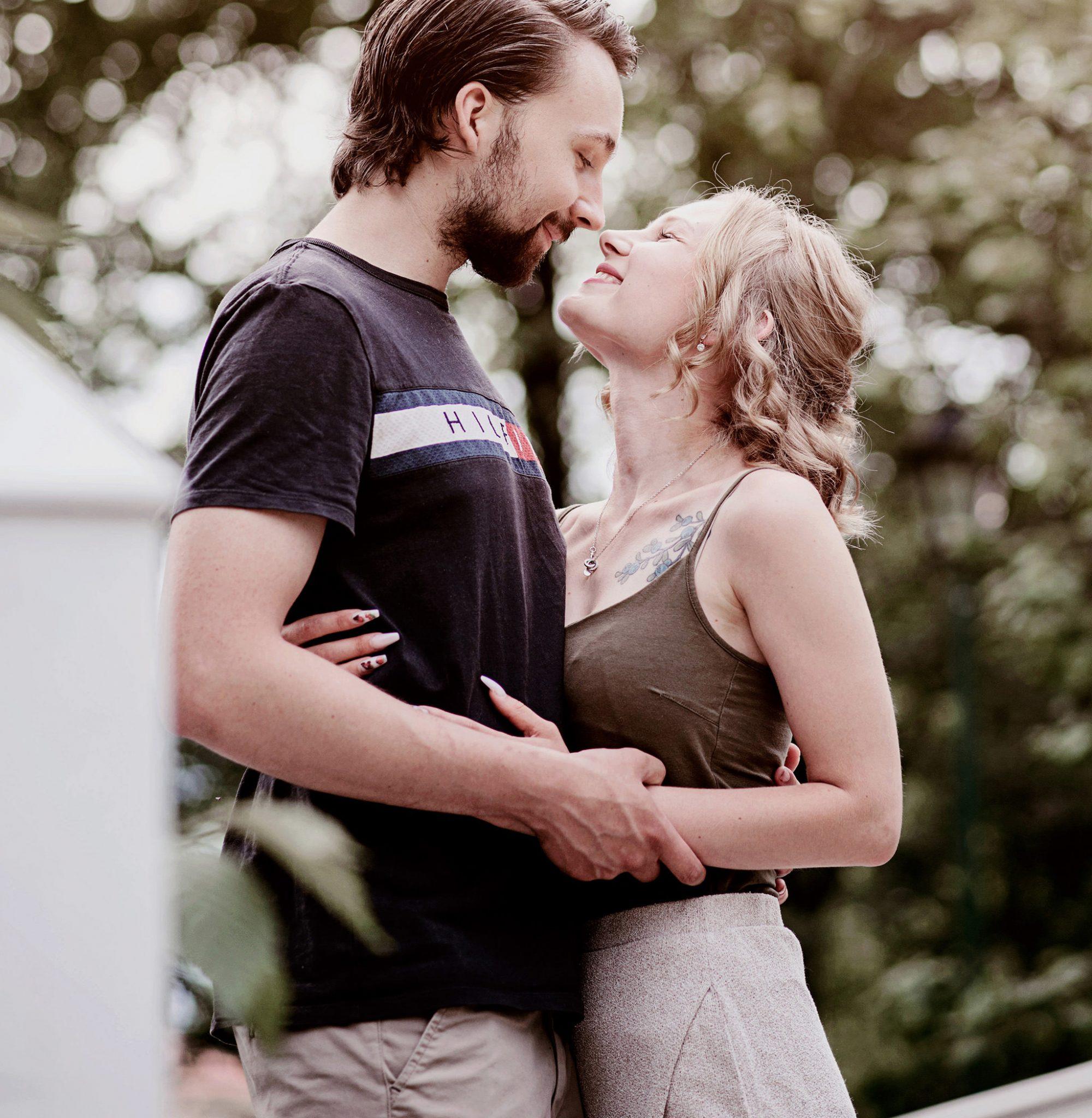 Fotografering av par och kärlekspar